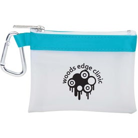 Frosty Stripe First Aid Kit Printed with Your Logo