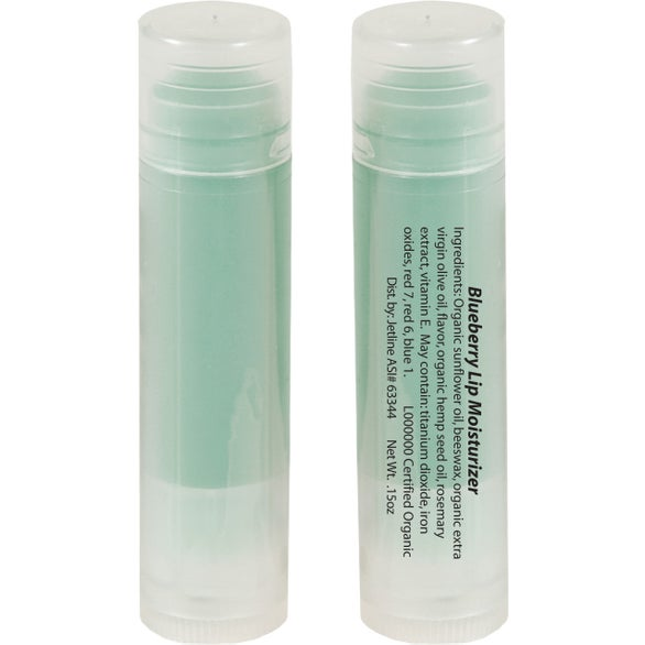 Frosted / Blueberry Fruity Lip Moisturizer