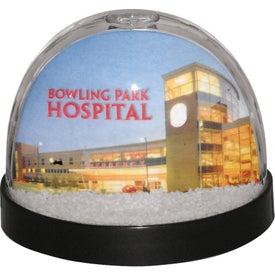 Full Color Snow Globe