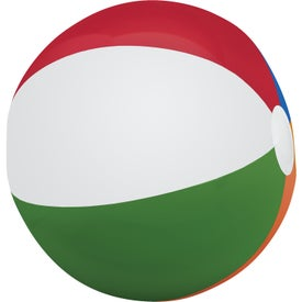 Personalized Full Size Inflatable Beach Ball