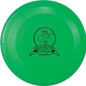 Monogrammed Fun Disc