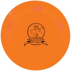Fun Disc with Your Slogan