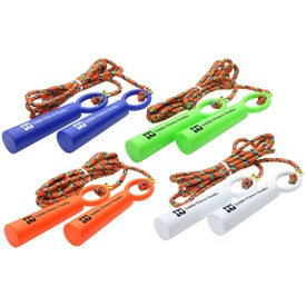 Fun Skipper Jump Rope with Your Slogan