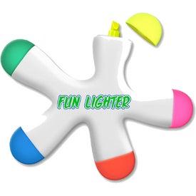 Company Fun Lighter Fluorescent Highlighter