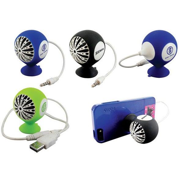 promotional fusebox speaker and phone holders with custom logo for rh qualitylogoproducts com Speaker Fuse Chart Peavey Speaker Fuses