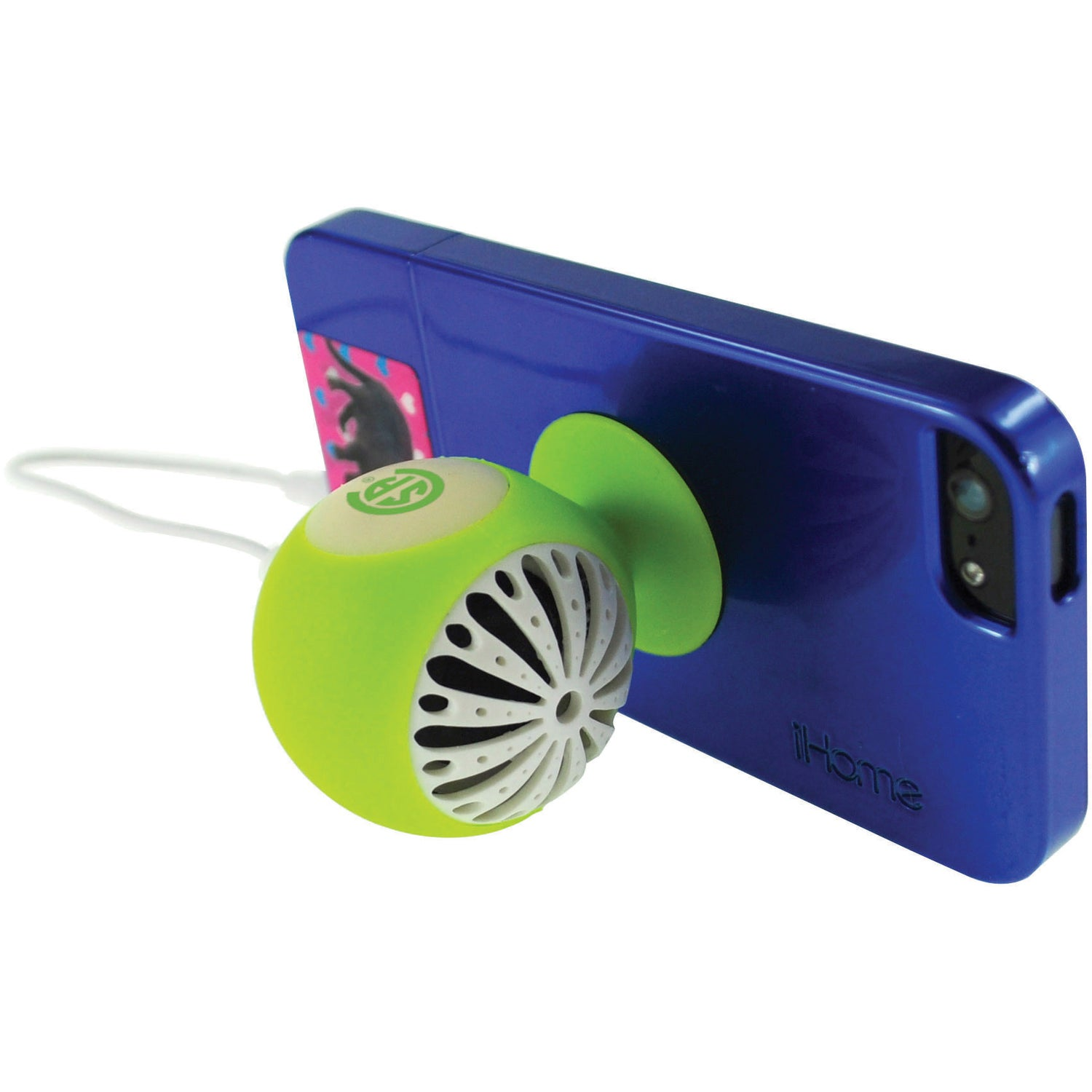 Promotional Fusebox Speaker and Phone Holders with Custom Logo for $6.16 Ea.