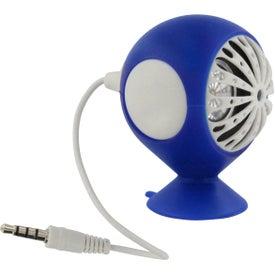 Branded Fusebox Speaker and Phone Holder