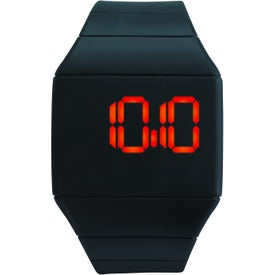 Futuristic Digital Watch for your School