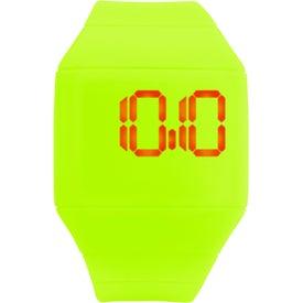 Customized Futuristic Digital Watch