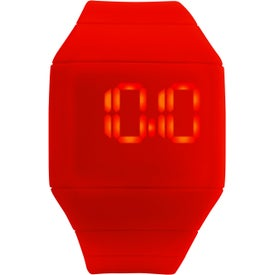 Company Futuristic Digital Watch