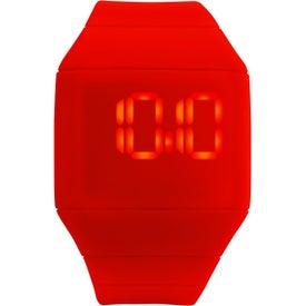 Company Futuristic Digital Watch