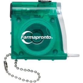 Monogrammed Galileo Tape Measure