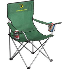 Logo Game Day Event Chair