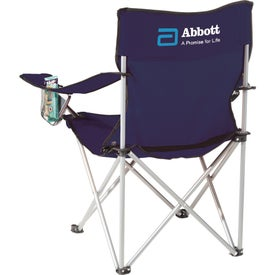 Printed Game Day Event Chair