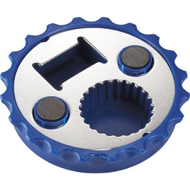 Game Day Magnetic Bottle Opener for Your Organization