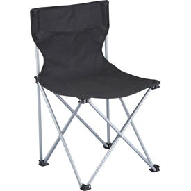 Game Day Sidelines Folding Chair Imprinted with Your Logo