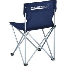 Game Day Sidelines Folding Chair for your School
