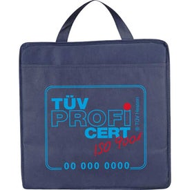 Game Time Seat Cushion Branded with Your Logo