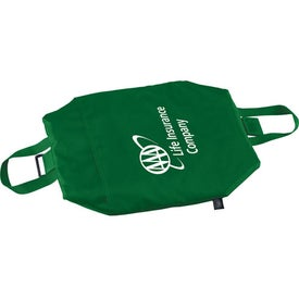 Game Day Heatable Seat Cushion Branded with Your Logo
