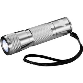 WorkMate Magnifying LED Flashlight with Lenses