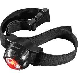 Custom Garrity 3 L.E.D. Headlamp 2 Lithium Battery