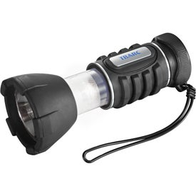 Grip 4AA Krypton Lantern Flashlight