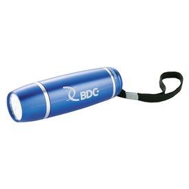Garrity Bomb Shell Flashlight Giveaways