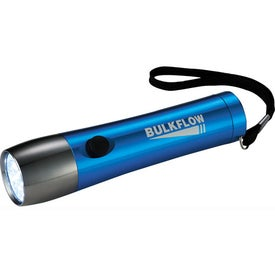 Customized Garrity Color 14 LED Flashlight