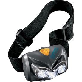 Garrity 1 Watt Luxeon LED Pivoting Headlamp