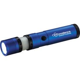 Monogrammed Garrity Magnetic 9 LED Bendable Flashlight