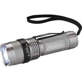 Monogrammed Garrity Mini Tactical Dual Output Flashlight