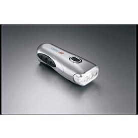 Advertising Garrity Power Lite K23 Flashlight