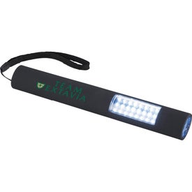 Advertising Grip Slim And Bright Magnetic LED Flashlight