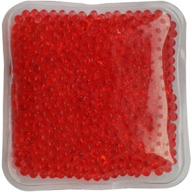 Customized Gel Bead Hot and Cold Pack