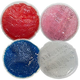 Gel Beads Large Circle Hot Cold Pack