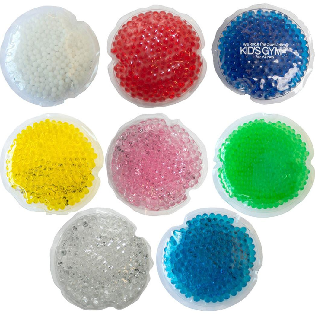 Gel Beads Small Circle Hot Cold Pack