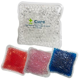 Gel Beads Square Hot Cold Pack