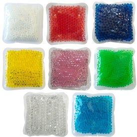 Gel Beads Square Hot Cold Packs