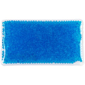 Gel Beads Hot and Cold Pack Imprinted with Your Logo