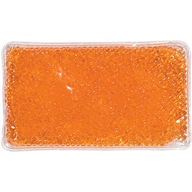 Logo Gel Beads Hot and Cold Pack