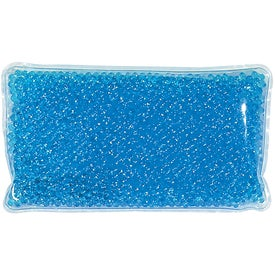 Imprinted Gel Beads Hot and Cold Pack