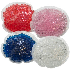 Gel Beads Small Oval Hot Cold Pack