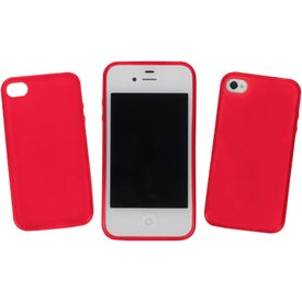 Gel Plastic Smartphone Case Printed with Your Logo