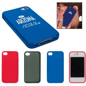 Gel Plastic Smartphone Case (iPhone 4/4S)