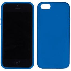 Monogrammed Gel Plastic Smartphone Case