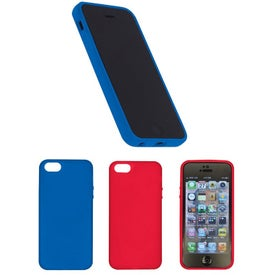 Gel Plastic Smartphone Case (iPhone 5/5S)