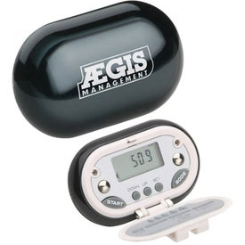 Gemstone BMI and Body Fat Pedometer Giveaways