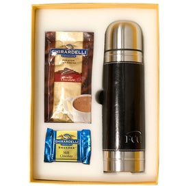 Ghirardelli Gift Set with Your Logo