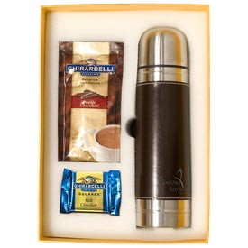 Ghirardelli Gift Set Branded with Your Logo