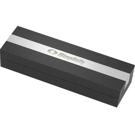 Deluxe Gift Box With Printing Plate Imprinted with Your Logo